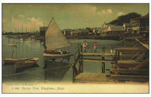 Edgartown harbor