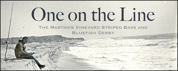 Martha's Vineyard Bluefish Derby poster