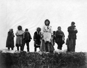 Group of Wampanoag